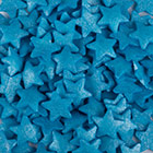 Jumbo Blue Stars Shimmer Shapes
