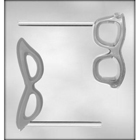 Glasses Sucker Chocolate Candy Mold