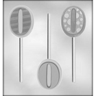 "Number ""0"" Sucker Chocolate Candy Mold"