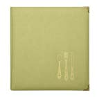Recipe Binder - Chartreuse