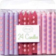 Candles - Pastel Dots