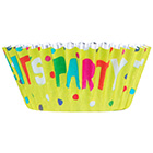 Party Time Foil-Lined Standard Baking Cups