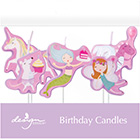 Unicorn & Friends Candles