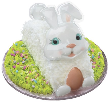 Easter Cake and Cupcake Toppers and Decorations