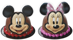 Mickey and Minnie Pop Tops