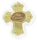 1st Communion Cross Plaque