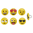 Emoticon Rings