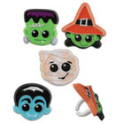 Halloween Character Rings