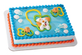 Dec-Ons® Molded Sugar - Bubble Guppies Puppy