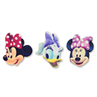 Sugarsoft® Molded Sugar Minnie Mouse Characters