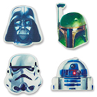 Sugarsoft® Molded Sugar Star Wars Characters