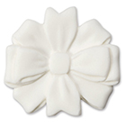 Sugarsoft® Molded Sugar Puffy Bows