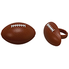 3D Football Ball Rings