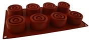 Silicone Bakeware - Swirl Cylinder