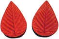 Silicone Peony Leaf Veiner