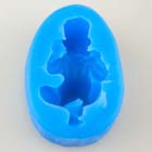 3-D Baby 2 Silicone Mold