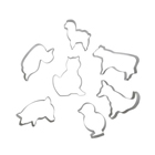 Farm Animals Cookie Cutter Set