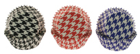 Houndstooth Standard Baking Cups