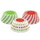 Christmas Pinwheel Standard Baking Cups