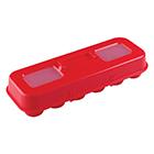 Red Cupcake Egg Carton Carrier
