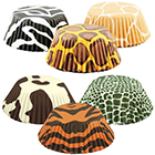 Animal Prints Standard Baking Cups