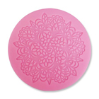 Doilie Lace Silicone Mat
