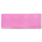 Heart Lace Silicone Mat