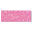 Hearts Lace Silicone Mat