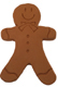 Brown Sugar Keeper-Gingerbread Boy