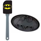 Batman Cookie Cutter and Spatula Set