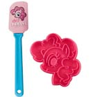 My Little Pony Cookie Cutter and Spatula Set