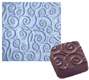 Arabesque Swirls Impression Mat