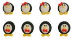 Icing Layons - Penguin Assortment