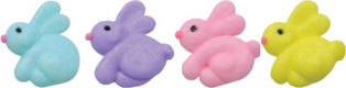 Icing Layons - Pastel Bunny Assortment