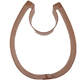 Copper Cookie Cutter-Baby Bib