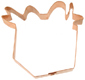 Copper Cookie Cutter-Wrapped Box