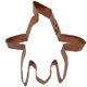 Copper Cookie Cutter-Witch