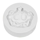 Girl Monster Silicone Cupcake Mold