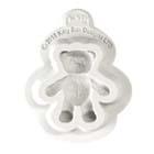 Baby Teddy Bear Silicone Mold