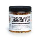 European Candied Orange Peel
