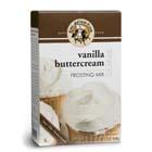Vanilla Buttercream Frosting Mix