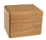 Wood Recipe Box for 4