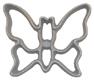 Rosette Mold-Butterfly