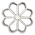 Rosette Mold-King Size