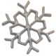 Rosette Mold-Snowflake