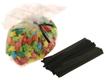 Twisties - Black Twist Ties
