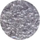 Linnea's Metallic Silver Edible Glitter