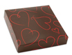 1 lb. Hearts Candy Box