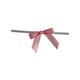 Pink Twist Tie Bows