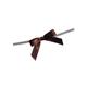 Brown Twist Tie Bows